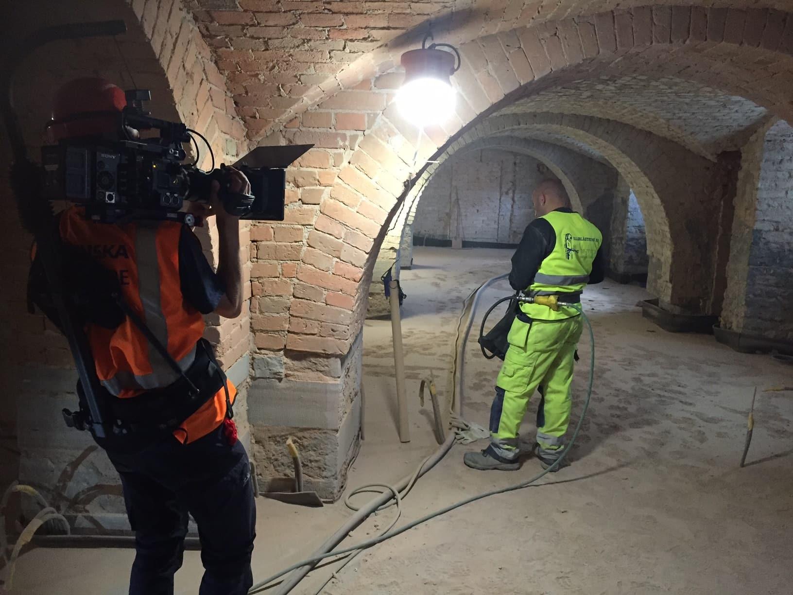 allblästring blästring skanska nationalmuseum svt dokumentär 03