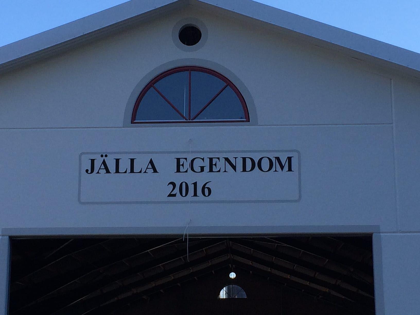 Allblästring Jälla gård målning betong betongytor blästring uppsala 02