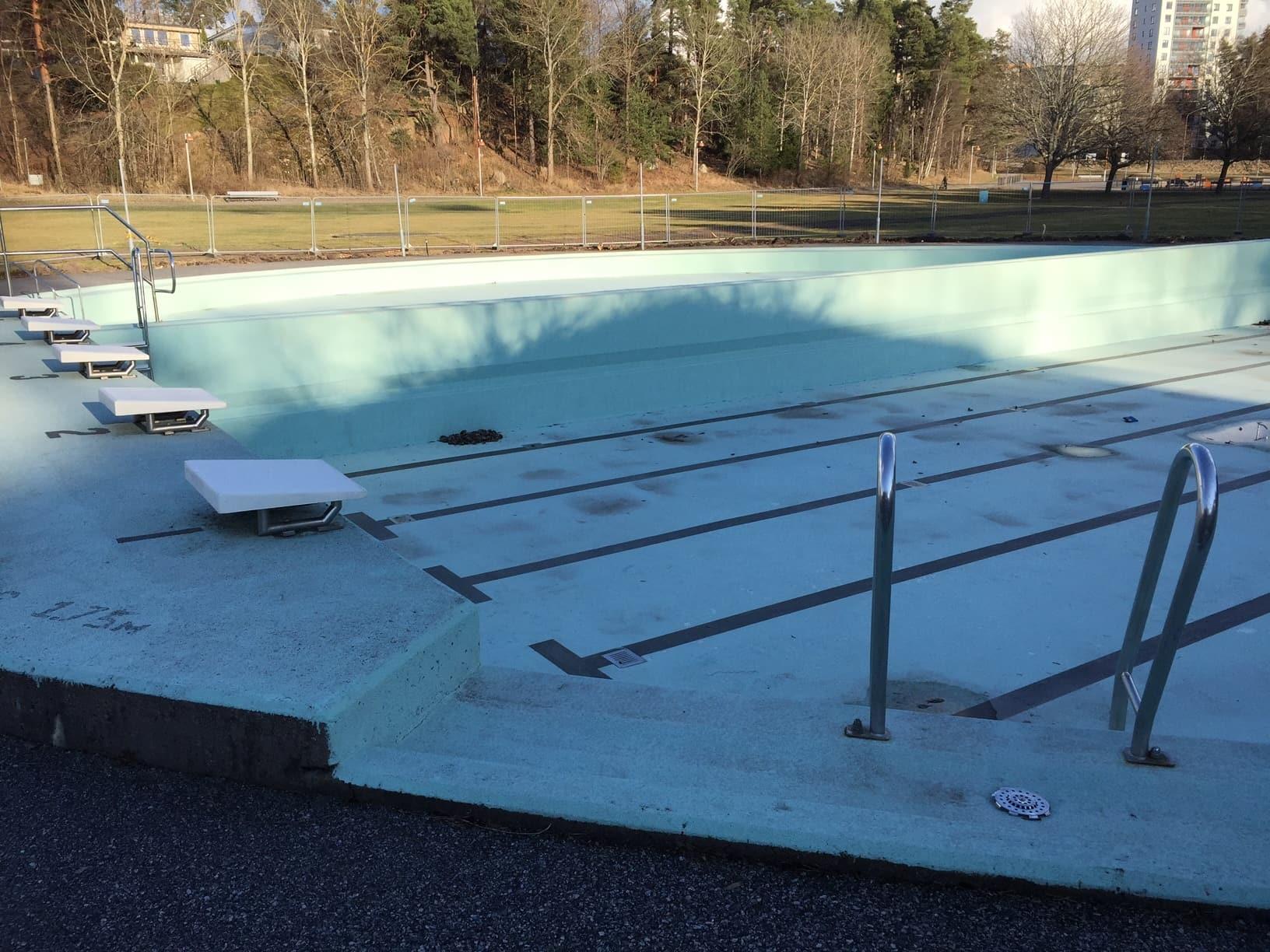 Blästring pool näsby park allblästring 03