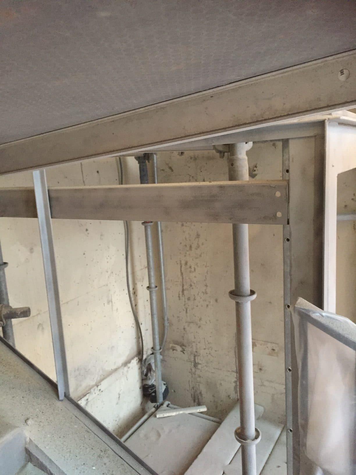 hiss sankt eriksplan vulcanusgatan allblästring blästring målning hisskonstruktion trafikkontoret 03