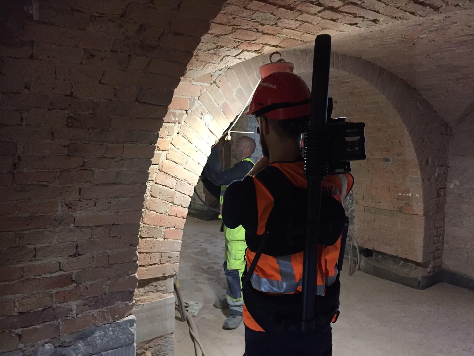 allblästring blästring skanska nationalmuseum svt dokumentär 01