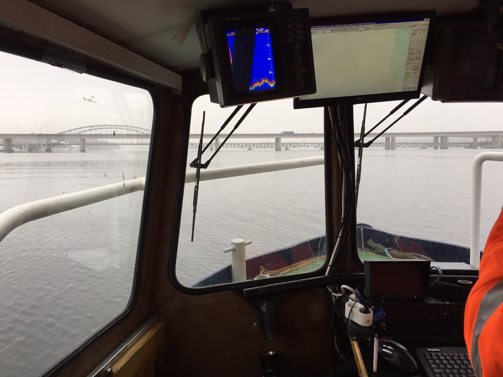 allblästring målning Lidingöbron stheab stockholms hamnentreprenad hamnar 01