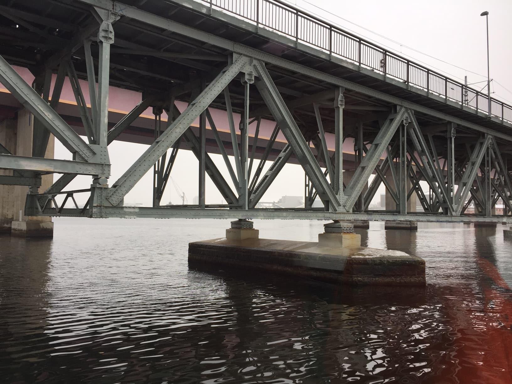 allblästring målning Lidingöbron stheab stockholms hamnentreprenad hamnar 05